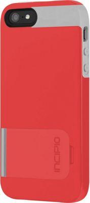 Incipio Kicksnap For iPhone SE/5/5s Red - Incipio Electronic Cases