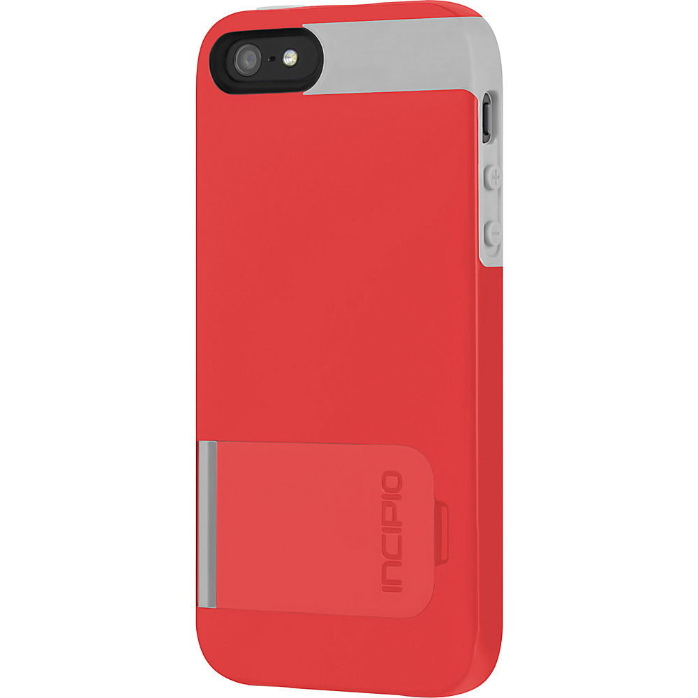 Incipio Kicksnap For iPhone SE/5/5s Red - Incipio Electronic Cases - Technology, Electronic Cases