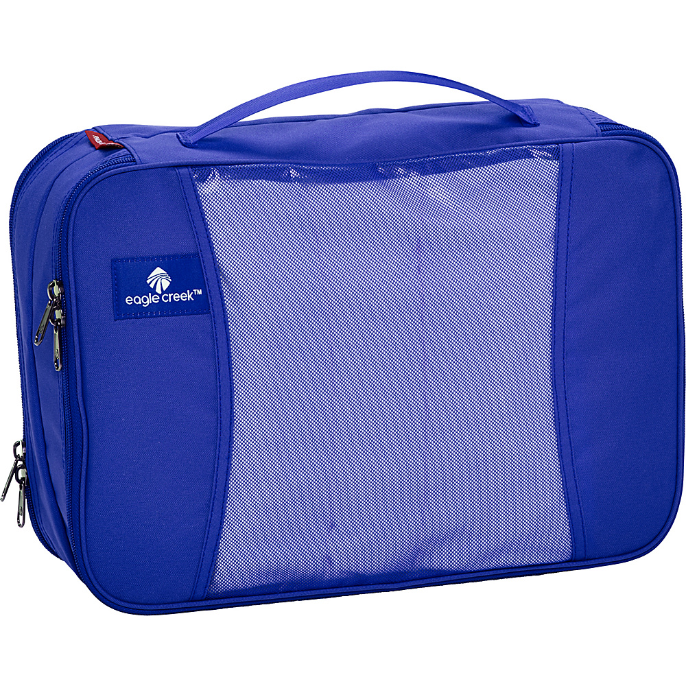 Eagle Creek Pack-It Clean Dirty Cube Blue Sea - Eagle Creek Travel Organizers - Travel Accessories, Travel Organizers