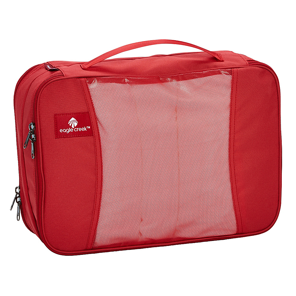 Eagle Creek Pack-It Clean Dirty Cube Red Fire - Eagle Creek Travel Organizers - Travel Accessories, Travel Organizers