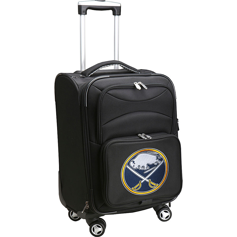 Denco Sports Luggage NHL 20 Domestic Carry-On Spinner Buffalo Sabres - Denco Sports Luggage Softside Carry-On - Luggage, Softside Carry-On