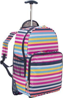 UPC 883681759548 - LeSportsac Luggage Rolling Backpack (Snap Happy ...