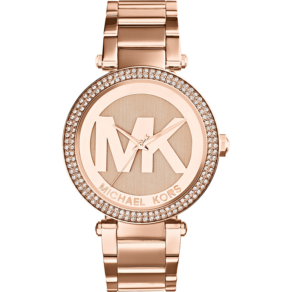 Michael Kors Watches Parker Women's Watch Rose Gold - Michael Kors Watches Watches