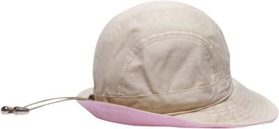 Physician Endorsed B. Zee One Size - Khaki/Pink - Physician Endorsed Hats/Gloves/Scarves