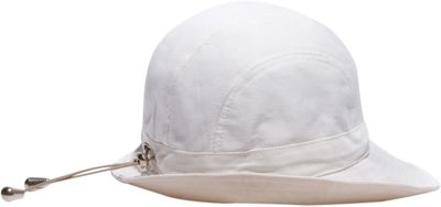 Physician Endorsed B. Zee One Size - Off White/Khaki - Physician Endorsed Hats/Gloves/Scarves