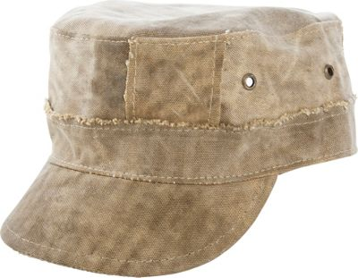 The Real Deal The Real Deal Cuba Libre Hat - Medium Canvas - The Real Deal Hats/Gloves/Scarves