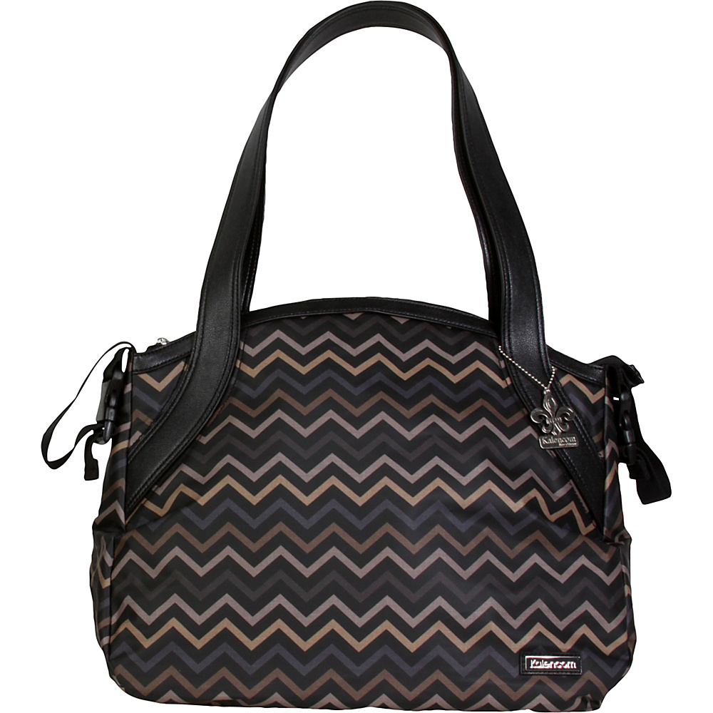 Kalencom Bellisima Mini Chevron Sahara Kalencom Diaper Bags Accessories