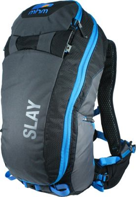 MHM Slay 22 Backpack Midnight Black - MHM Backpacking Packs
