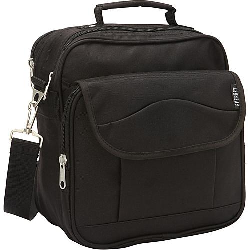 Everest Deluxe Utility Bag Black - Everest Men's Bags