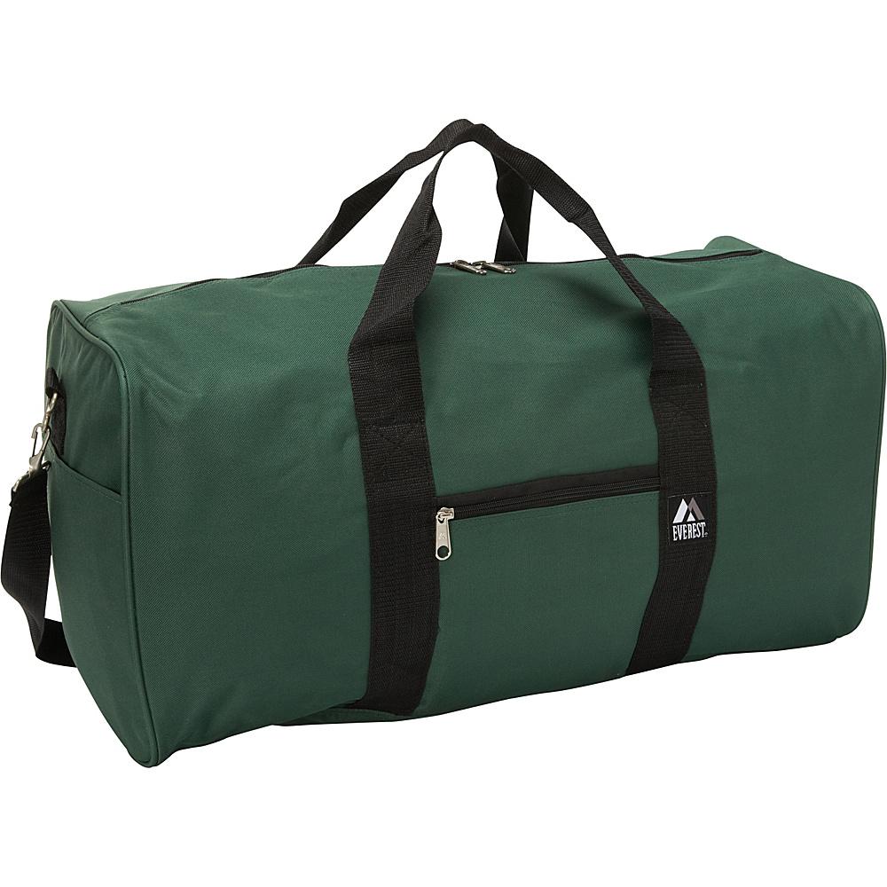 Everest Gear Bag - Medium Green - Everest Travel Duffels - Duffels, Travel Duffels