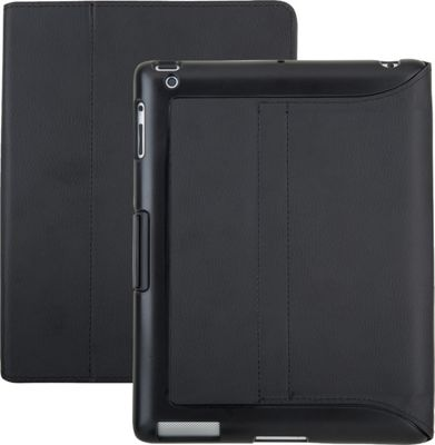 Speck iPad with RD iGuy Stand Black Vegan Leather - Speck Electronic Cases