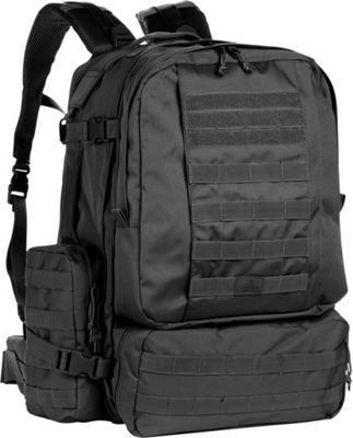 Red Rock Outdoor Gear Diplomat Pack Black - Red Rock Outdoor Gear Tactical