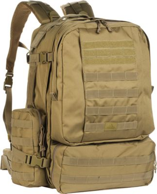 Red Rock Outdoor Gear Diplomat Pack Coyote Tan - Red Rock Outdoor Gear Tactical