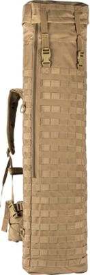 Red Rock Outdoor Gear Deluxe Rifle Backpack Coyote Tan - Red Rock Outdoor Gear Day Hiking Backpacks