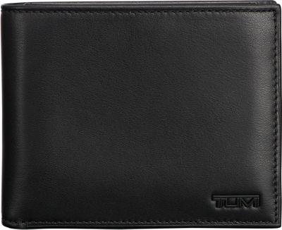 Tumi Delta Global Removable Passcase ID Black - Tumi Men's Wallets