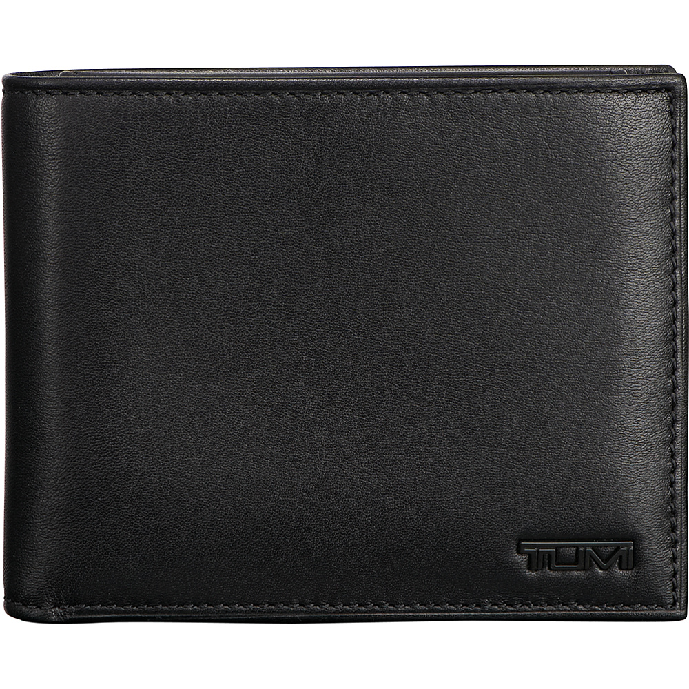 Tumi Delta Global Removable Passcase ID Black - Tumi Mens Wallets - Work Bags & Briefcases, Men's Wallets