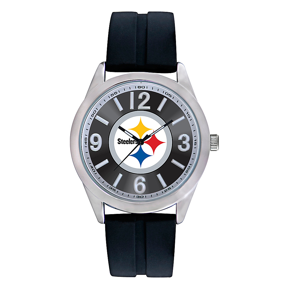 Game Time Varsity-NFL Pittsburgh Steelers - Game Time Watches - Fashion Accessories, Watches