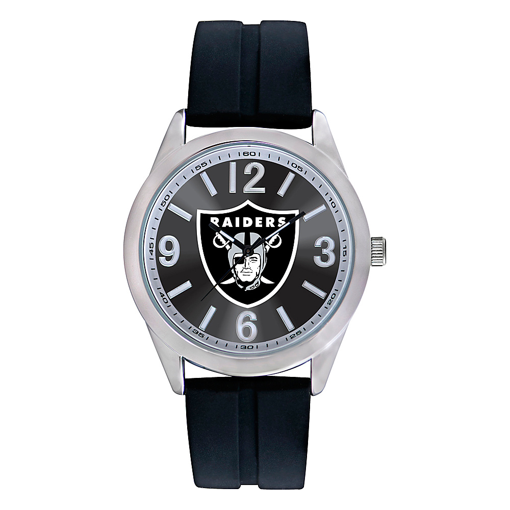 Game Time Varsity-NFL Oakland Raiders - Game Time Watches - Fashion Accessories, Watches