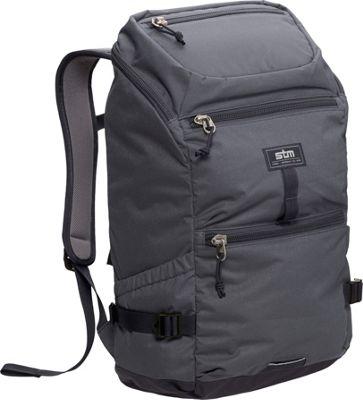 STM Goods Drifter Medium Backpack Graphite - STM Goods Business & Laptop Backpacks