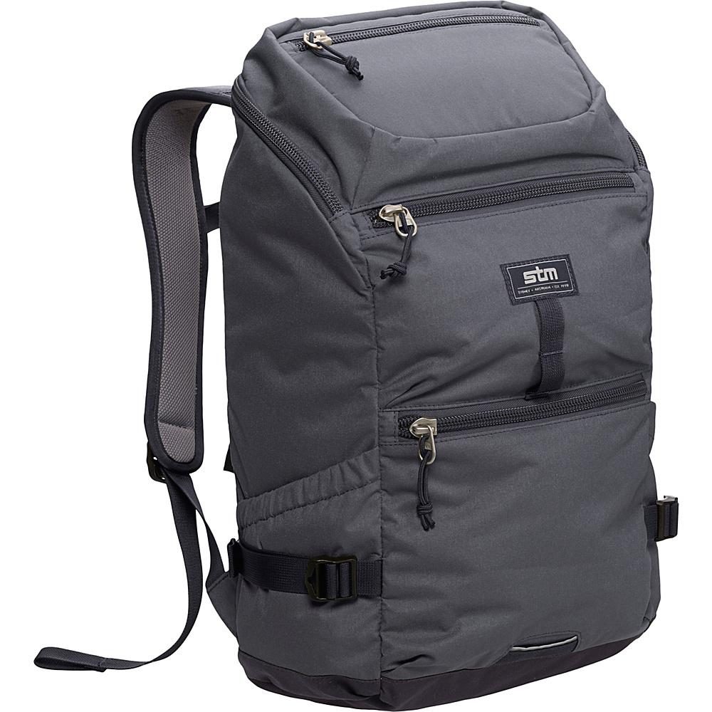 STM Bags Drifter Medium Backpack Graphite STM Bags Business Laptop Backpacks