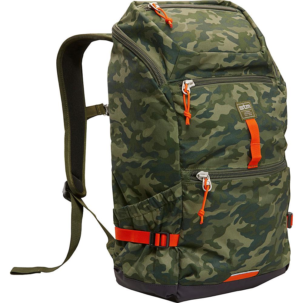 STM Bags Drifter Medium Backpack Camo STM Bags Business Laptop Backpacks