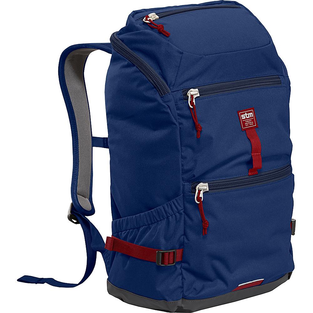 STM Bags Drifter Medium Backpack Navy STM Bags Business Laptop Backpacks