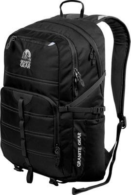 Granite Gear Boundary Laptop Backpack Black - Granite Gear Business & Laptop Backpacks