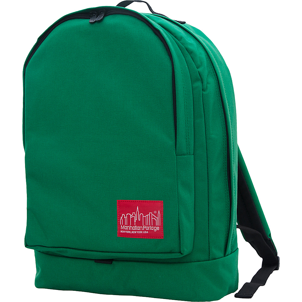 Manhattan Portage Highbridge Backpack Green Manhattan Portage Business Laptop Backpacks