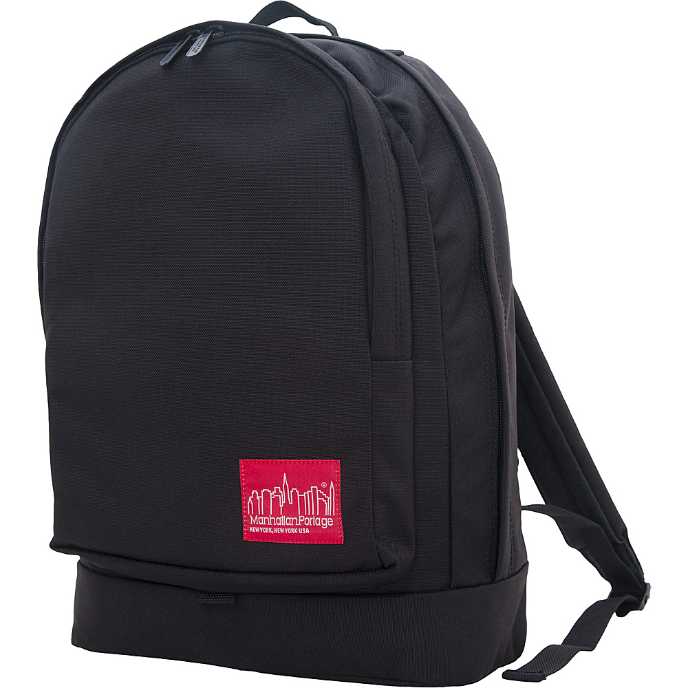 Manhattan Portage Highbridge Backpack Black Manhattan Portage Business Laptop Backpacks