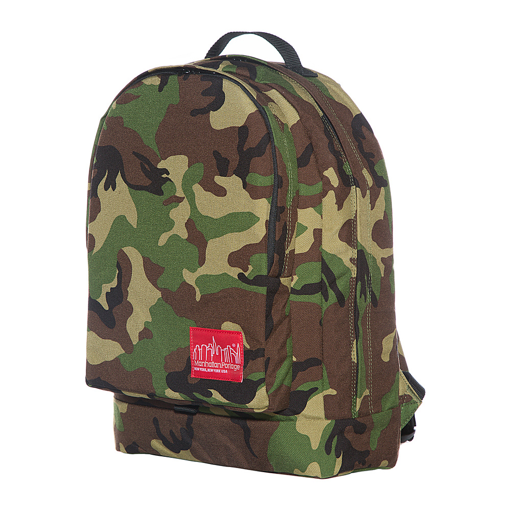 Manhattan Portage Highbridge Backpack Camouflage - Manhattan Portage Business & Laptop Backpacks - Backpacks, Business & Laptop Backpacks