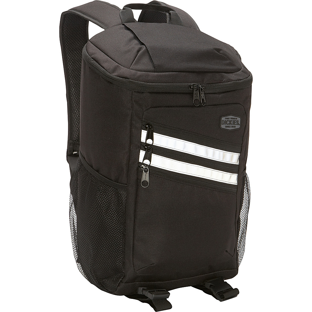 Dickies Trooper Top Loading Backpack Black Dickies Business Laptop Backpacks
