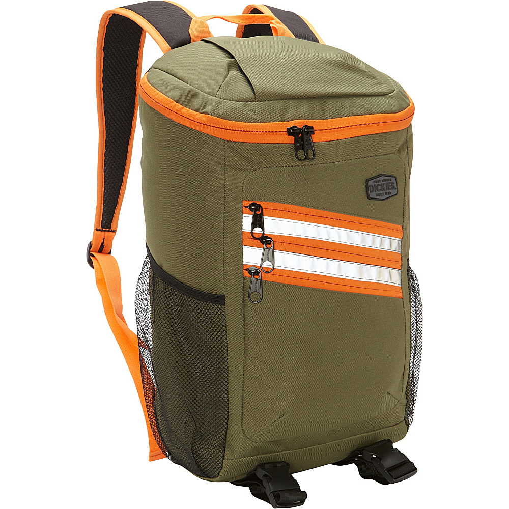 Dickies Trooper Top Loading Backpack Olive Dickies Business Laptop Backpacks