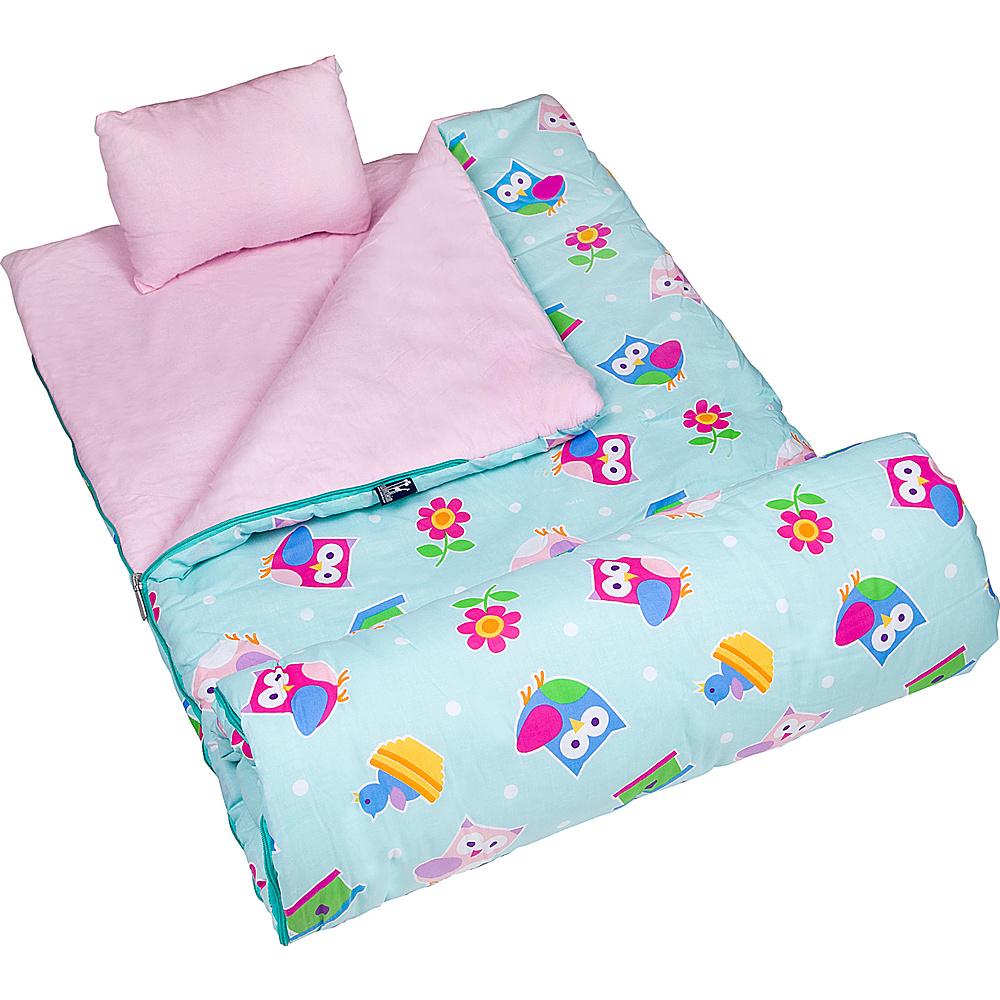 Wildkin Olive Kids Birdie Original Sleeping Bag Olive Kids Birdland Wildkin Travel Pillows Blankets