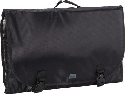 LiteGear Tri-Fold Garment Sleeve Black - LiteGear Garment Bags