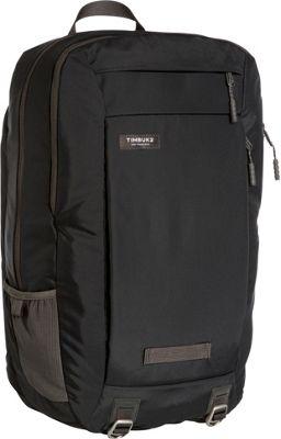 Timbuk2 Command Laptop Backpack Jet Black - Timbuk2 Business & Laptop Backpacks
