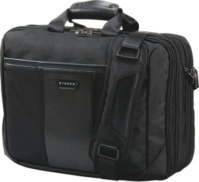 Everki Versa Premium Checkpoint Friendly 17.3 inch Laptop Bag Black - Everki Non-Wheeled Business Cases