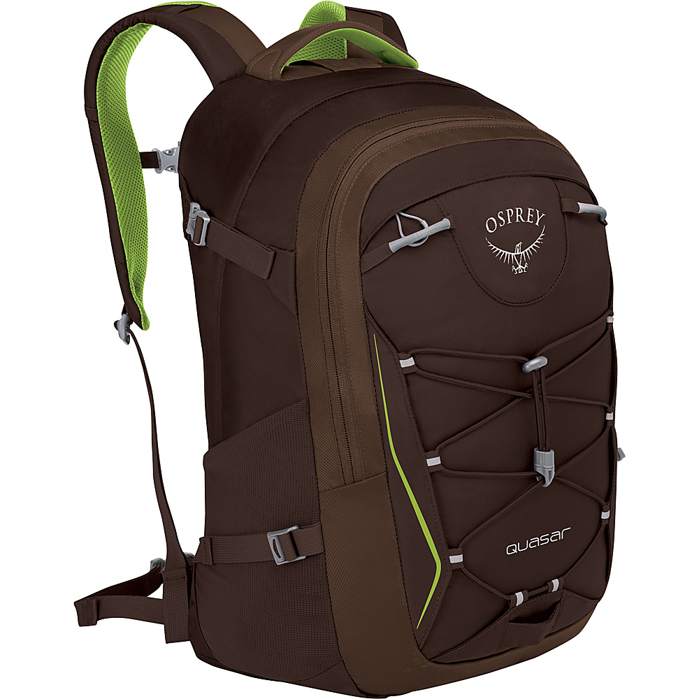 Osprey Quasar 28 Pack - 20 Komodo Green - Osprey Business & Laptop Backpacks - Backpacks, Business & Laptop Backpacks