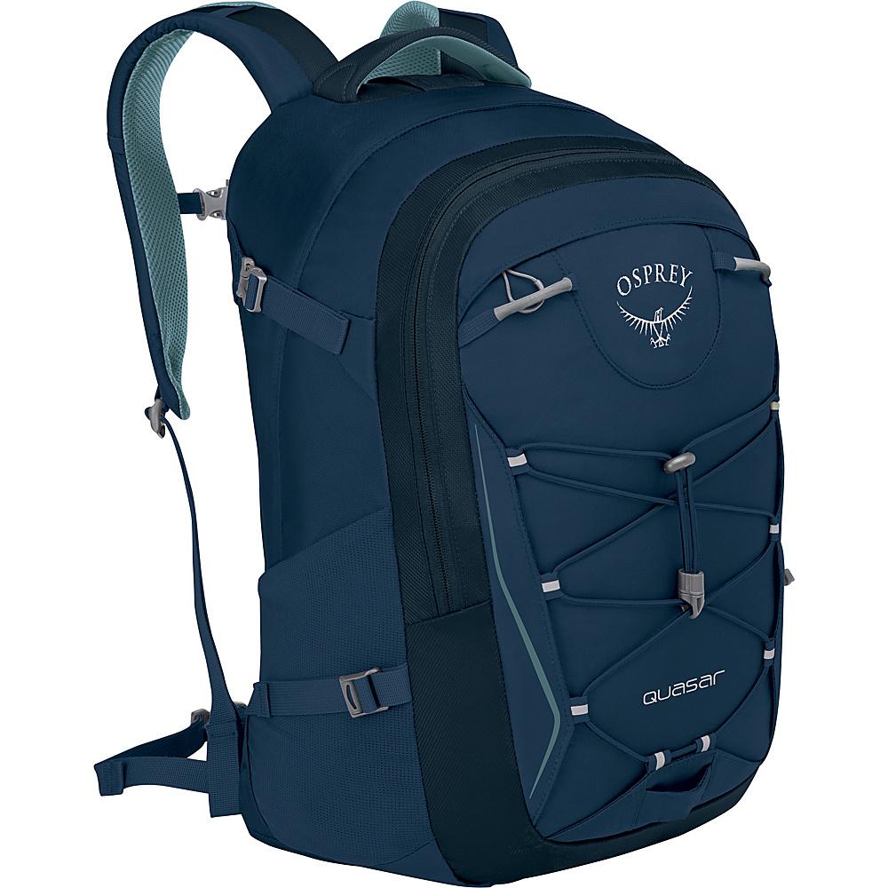 Osprey Quasar 28 Pack - 20 Navy Blue - Osprey Business & Laptop Backpacks - Backpacks, Business & Laptop Backpacks
