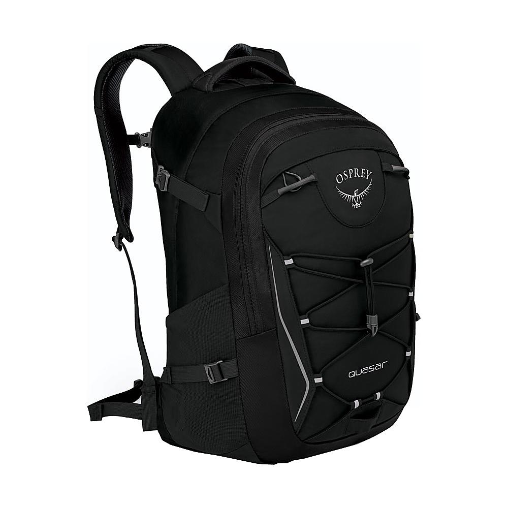 Osprey Quasar 28 Pack - 20 Black - Osprey Business & Laptop Backpacks - Backpacks, Business & Laptop Backpacks
