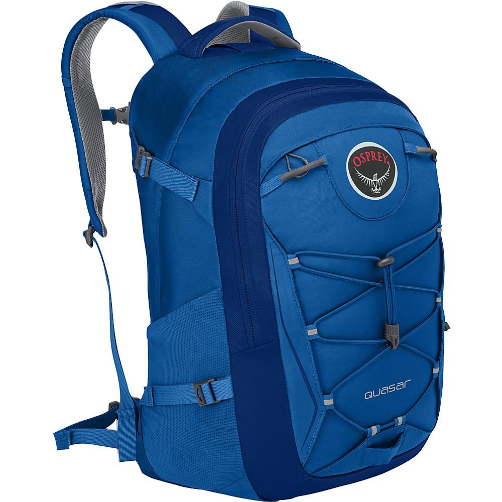 Osprey Quasar 28 Pack - 20 Super Blue - Osprey Business & Laptop Backpacks - Backpacks, Business & Laptop Backpacks