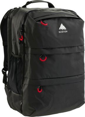 Burton Traverse Pack True Black Tarp - Burton Travel Backpacks