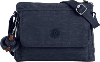 Kipling Aisling Crossbody True Blue - Kipling Leather Handbags