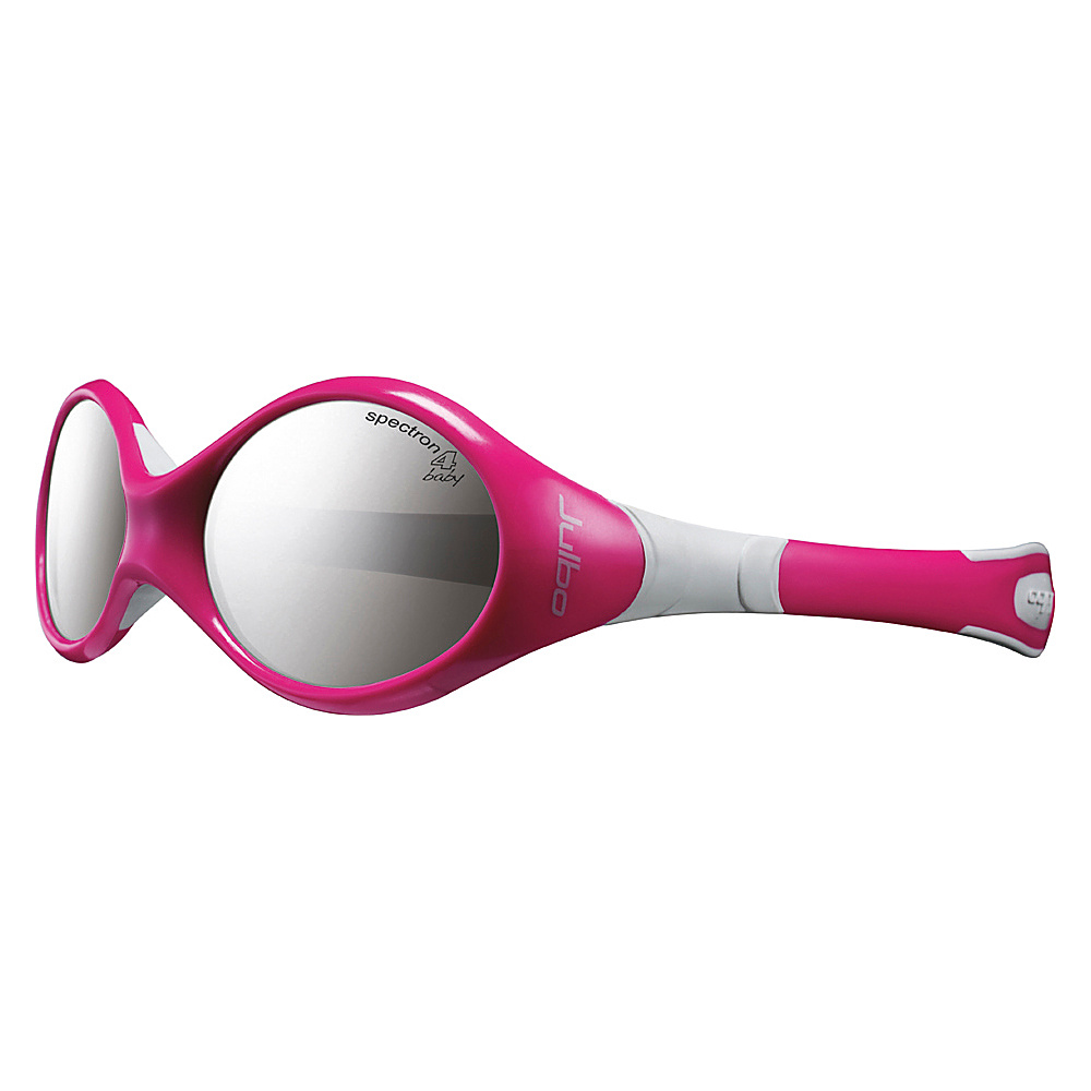 Julbo Looping 2 Kids Sunglasses with Spectron 4 Baby Lenses Fuschia Grey Julbo Sunglasses