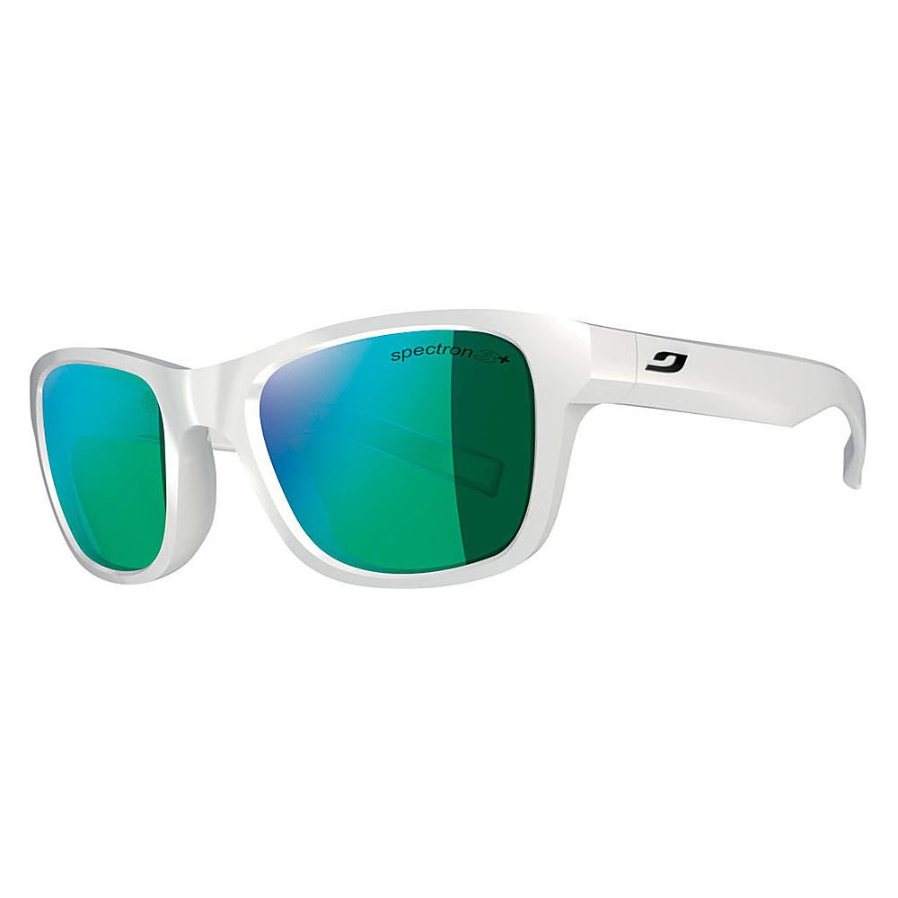 Julbo Reach Sunglasses with Spectron 3+ Lenses White - Julbo Eyewear