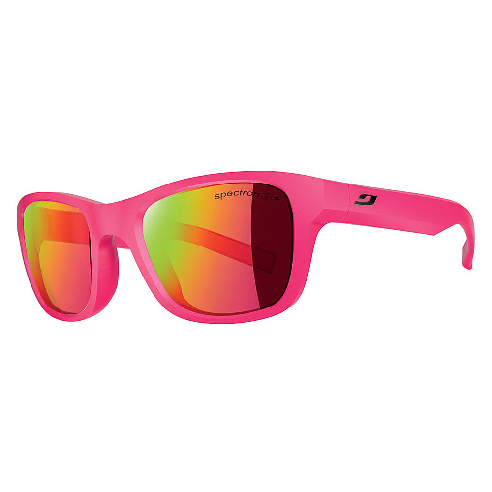 Julbo Reach Sunglasses with Spectron 3 Lenses Pink Julbo Sunglasses