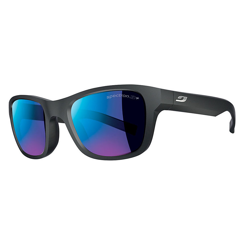 Julbo Reach Sunglasses with Spectron 3 Lenses Matte Black Julbo Sunglasses