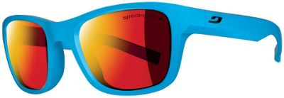 Julbo Reach Sunglasses with Spectron 3+ Lenses Bright Blue - Julbo Sunglasses