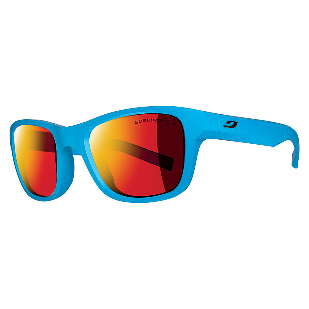 Julbo Reach Sunglasses with Spectron 3 Lenses Bright Blue Julbo Sunglasses