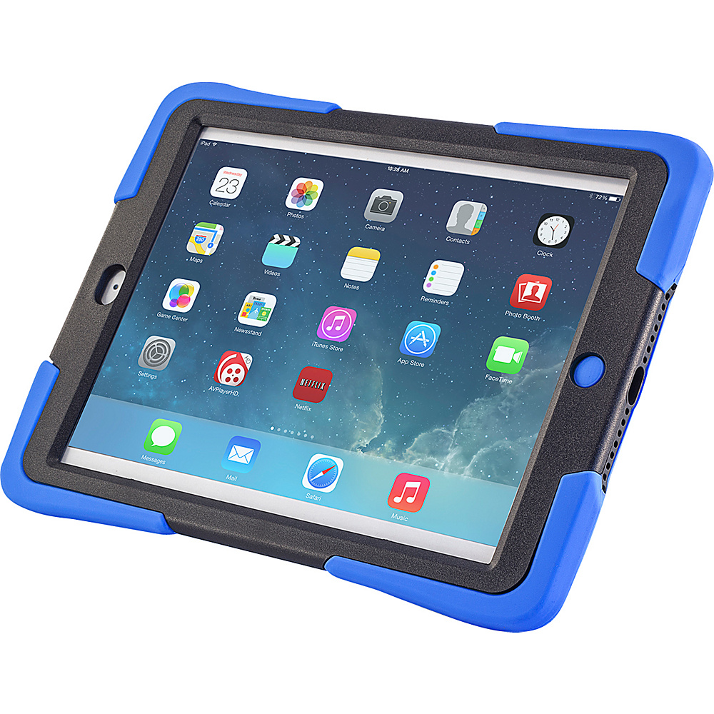 Devicewear Caseiopeia Keepsafe Kick for iPad Air Blue Devicewear Electronic Cases