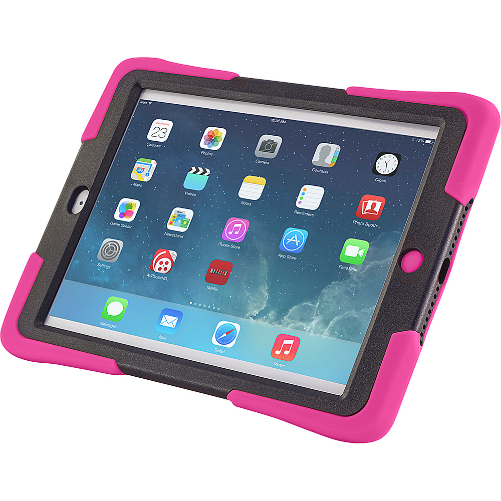 Devicewear Caseiopeia Keepsafe Kick for iPad Air Pink Devicewear Electronic Cases